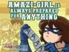 Dumbing of Age, Volume 4: Amazi-Girl is Always Prepared for Anything (Dumbing of Age, #4)