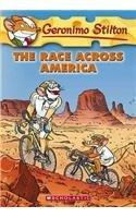 The Race Across America by Geronimo Stilton