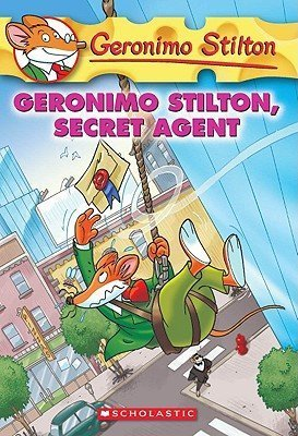 Geronimo Stilton, Secret Agent (Geronimo Stilton, #34)