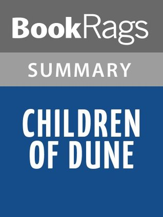 Children of Dune Summary & Study Guide | by Frank Herbert