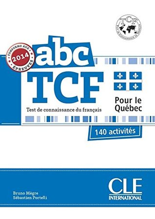 ABC DELF TCF + LIVRET + CD NE - version Quebec