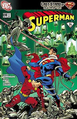 Superman (2006-) #698