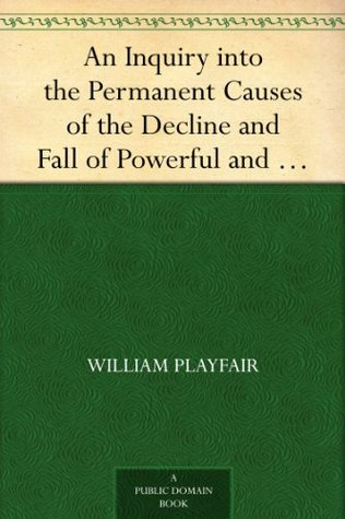 An Inquiry into the Permanent Causes of the Decline and Fall of Powerful and Wealthy Nations. Designed To Shew How The Prosperity Of The British Empire May Be Prolonged