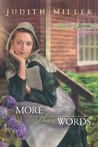 More Than Words (Daughters of Amana, #2)