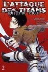 L'Attaque des Titans, Birth of Livaï, Vol.2 by Hajime Isayama (諫山創)