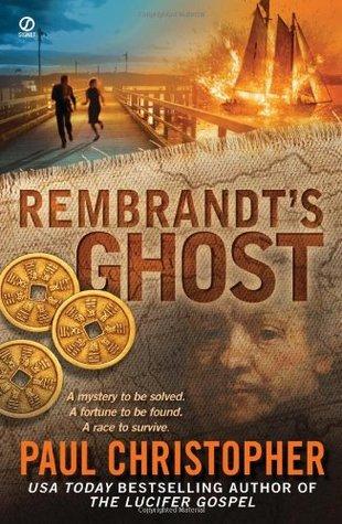 Rembrandt's Ghost (Finn Ryan, #3)