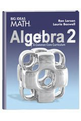 Big Ideas Math: Algebra 2