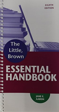 Little, Brown Essential Handbook, The, with MyWritingLab -- Access Card Package (8th Edition) (Write On! Pocket Handbooks and Pearson Writer)
