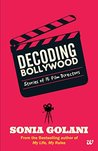 Book cover for Decoding Bollywood: Stories of 15 Film Directors