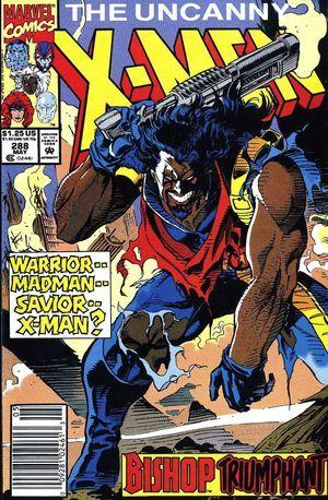 The Uncanny X-Men #288
