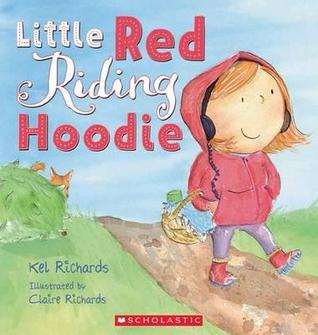 Little Red Riding Hoodie