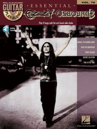 Ozzy Osbourne Songbook: Guitar Play-Along Volume 70