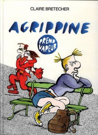 Agrippine prend vapeur (Agrippine #2)