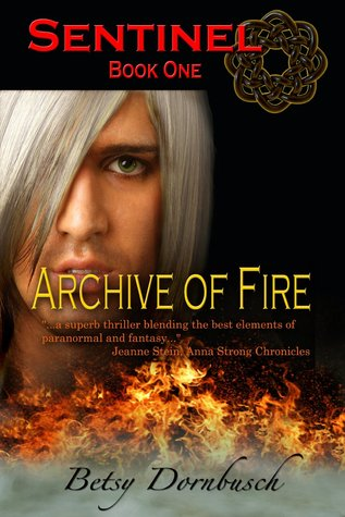 Archive of Fire by Betsy Dornbusch
