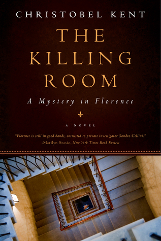 The Killing Room (Sandro Cellini, #5)