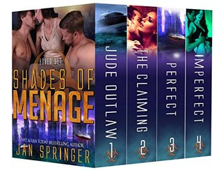 Ebook Shades of Ménage by Jan Springer PDF!