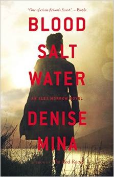 Blood Salt Water (Alex Morrow, #5)