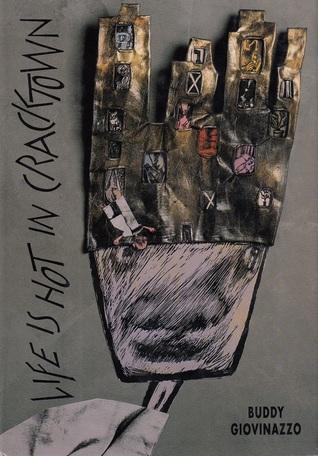 Bücher Cracktown Pulp Master 30 Deutsch Buddy Giovinazzo Belletristik