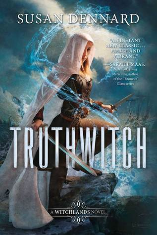 Image result for truthwitch cover