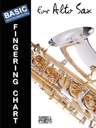 Basic Fingering Chart For Alto Saxophone