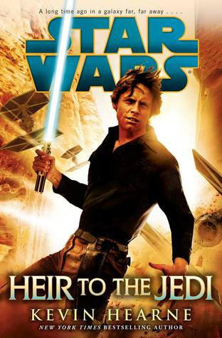 Heir to the Jedi by Kevin Hearne