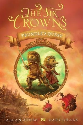 Trundle's Quest by Allan Frewin Jones