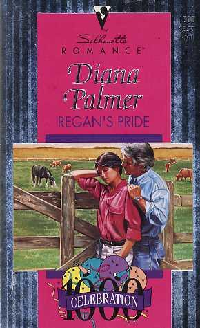 Regan's Pride (Long, Tall Texans, #11)