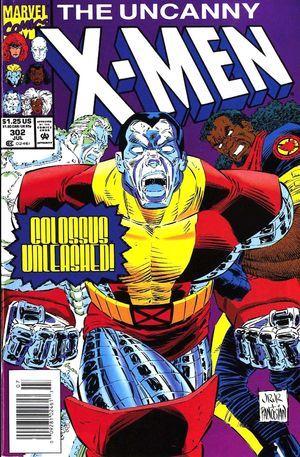 The Uncanny X-Men #302