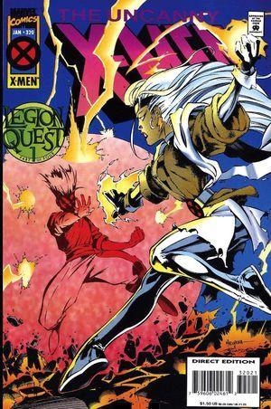 The Uncanny X-Men #320