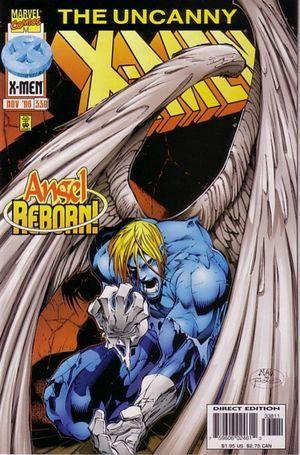The Uncanny X-Men #338
