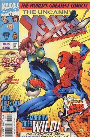 The Uncanny X-Men #346