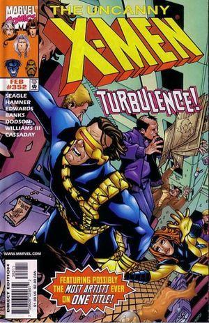 The Uncanny X-Men #352