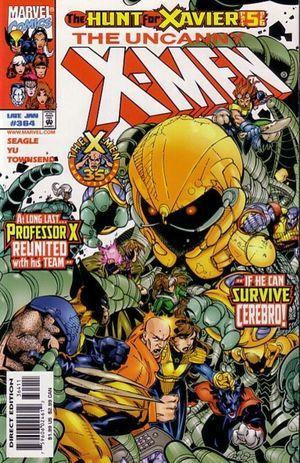 The Uncanny X-Men #364