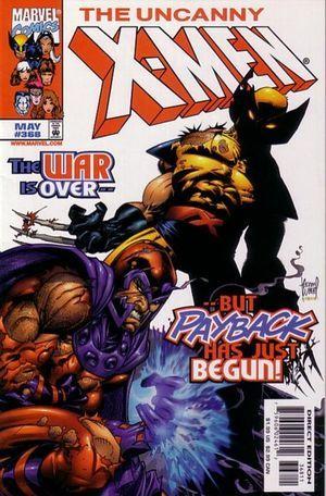 The Uncanny X-Men #368