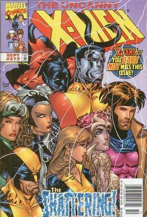 The Uncanny X-Men #372