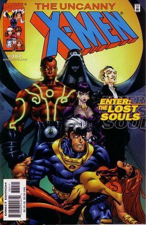 The Uncanny X-Men #382