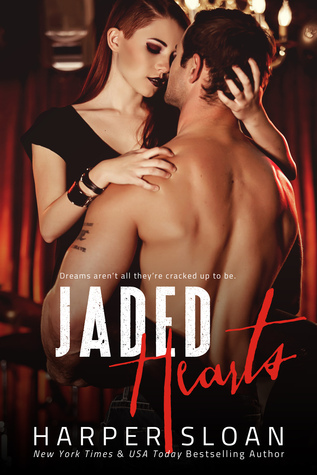 Jaded Hearts (Loaded Replay, #1)
