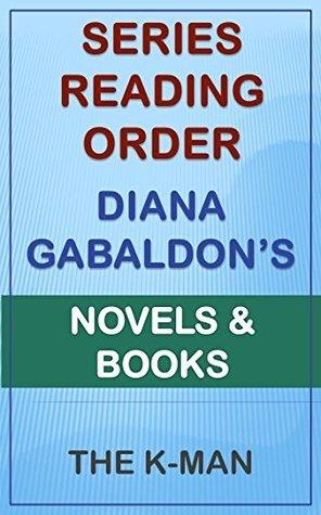 Series List - Diana Gabaldon - In Order: Novels and Books