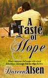 A Taste of Hope (At The End Zone Series)