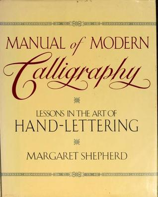 Manual Of Modern Calligraphy