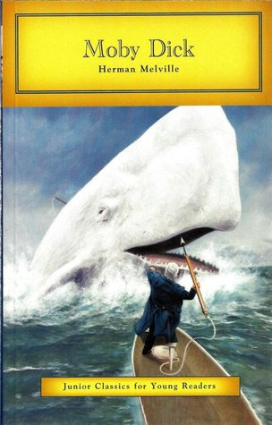 Moby Dick Junior Classics for Young Readers