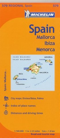 Spain - Baleares (Maps/Regional