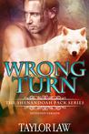 Wrong Turn (The Shenandoah Pack #1)