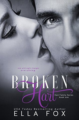 Broken Hart (The Hart Family, #1) by Ella Fox