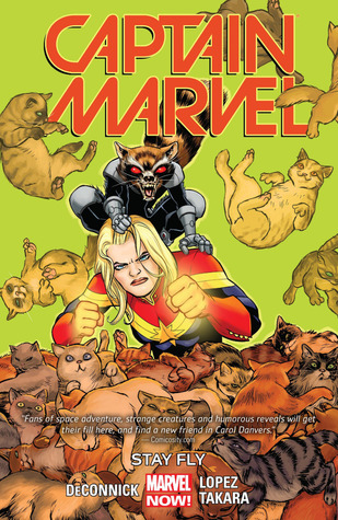 Captain Marvel, Volume 2: Stay Fly(Captain Marvel, Volume VIII 2)
