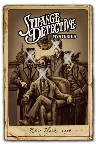 Strange Detective Mysteries cover
