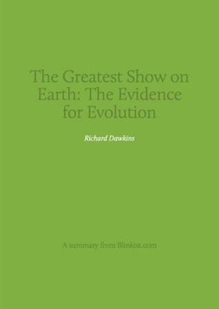 Key insights from The Greatest Show on Earth - The Evidence for Evolution