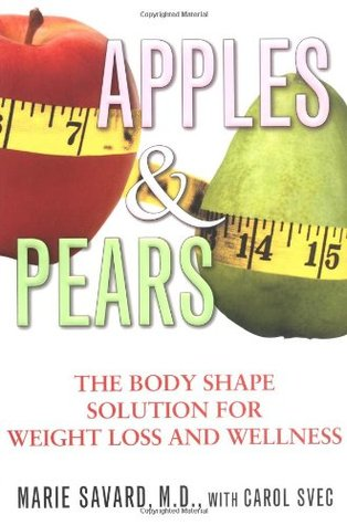 Apples & Pears by Marie  Savard
