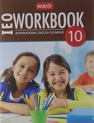 MTG International English Olympiad (IEO) Work Book - Class 10