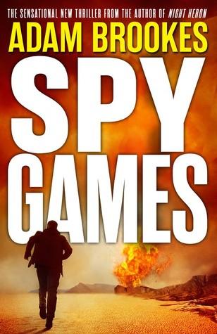 Spy Games (Philip Mangan #2)